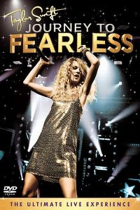 Cover Taylor Swift - Journey To Fearless [DVD]